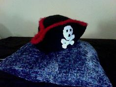 Crochet Pirate Hat - Pattern Download