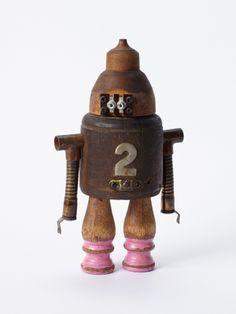 Second Generation Robots by Shawn Murenbeeld, via Behance