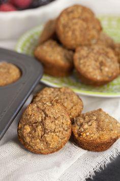 Banana Hemp Seed Muffin Recipe