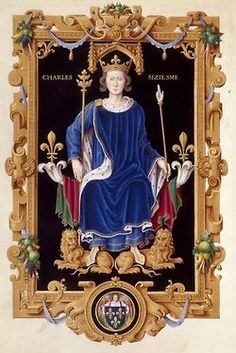 "Curious History, Curious History:  Charles VI - The ""Mad"" King of France (1368-1422)   Charles VI of France became King at the age of 12. In 1385, the Bavarian Princess Isabeau had been sent to France to become his bride. In April 1392 Charles suffered from a mysterious illness and it was at this point when people began to notice a sharp change in his behavior."