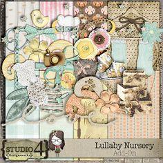 Lullaby Nursery - the Add-On
