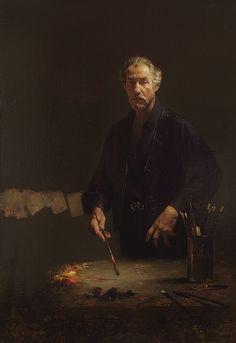 Enigma by David A. Leffel greenhous galleri