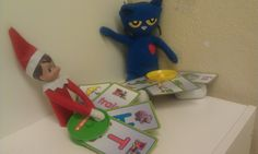Playing Cards with Pete the Cat