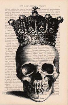 tattoo ideas, halloween decorations, crowns, skull tattoos, queen