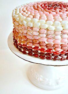 ombr cake