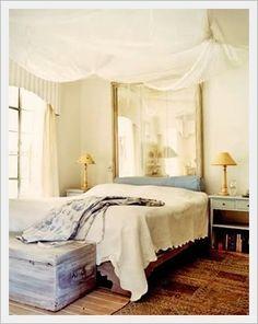 mirror... com espelho  DONA PERFEITINHA: Cabeceiras de cama para fazermos nós mesmos