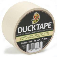 Glow in the Dark Duck Tape® Rolls