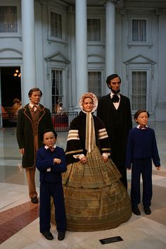 Lincoln Museum in Springfield, Illinois