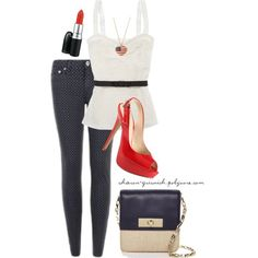 """""""Star Spangled"""" by sharon-grisnich on Polyvore"""