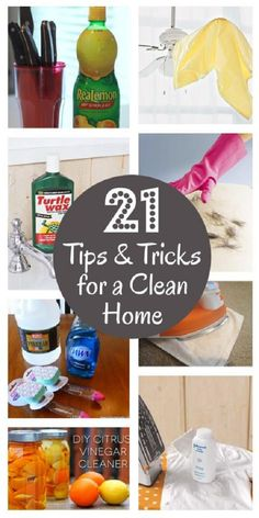 21 Need To-Read Cleansing Tips And Tricks - http://www.decoratingo.com/21-need-to-read-cleansing-tips-and-tricks/ #DecoratingIdeas