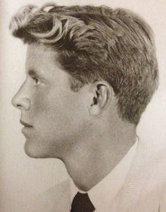 John F. Kennedy, 1934.