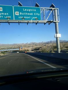 Bullhead City, AZ in Arizona