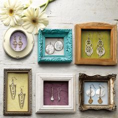Organize your #jewelry with a little inspiration from #Silpada! #Sterling #Silver