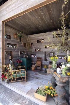 Amazing Garden Nook