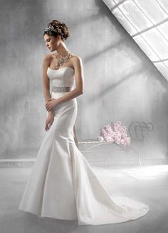 LAZARO BRIDAL GOWNS, WEDDING DRESSES: STYLE LZ3853  LOVE THIS