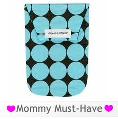 Diapees and Wipees Case – A Mommy Must-Have