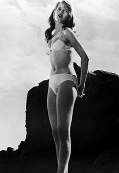 The Most Iconic Swimsuits Ever: Brigitte Bardot, The Girl In The Bikini http://www.instyle.com/instyle/package/general/photos/0,,20396039_20397333,00.html#