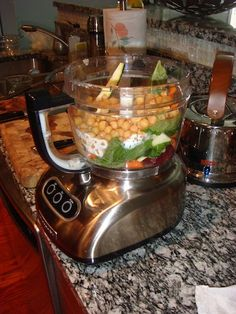 Health-food hummus!