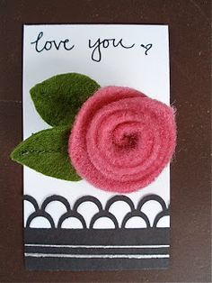Love2Create: Tutorial: How to Make a Rosette