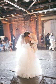 first dance | Harwell Photography #wedding