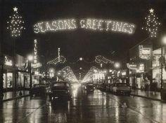 Historical photos of New Jerseyans celebrating the holiday season. #jerseyhistory