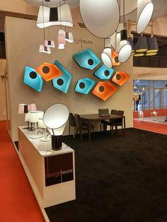 lamps at 100% design