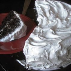 . White Mountain Frosting Recipe from Grandmothers Kitchen.