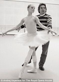 Alexander Agadzhanov and Sarah Lamb