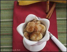 Skinny Crock Pot - Coconut Bananas