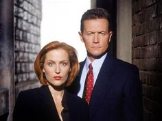 Scully and Doggett