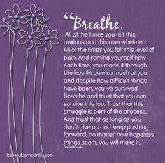 Breathe life quotes