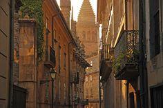 """Rúa de Xelmirez"", Santiago de Compostela (Spain)"