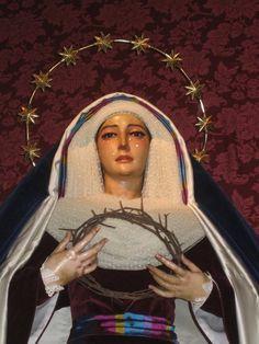 La Virgen de la Merced. Sevilla (Spain)