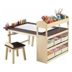 Powell Monster 4-Drawer Dresser