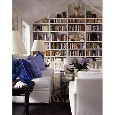 Beautiful Bookshelves!