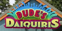 Serving the best frozen daiquiris this side of the Caribbean, Dude's Daiquiris is your Island oasis in the Smokies! #PigeonForge