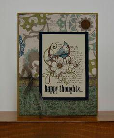 card by Lynn Darda using CTMH Avonlea paper