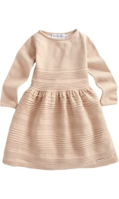 Oh, you know, Baby Dior Sweater Dress... no big deal.
