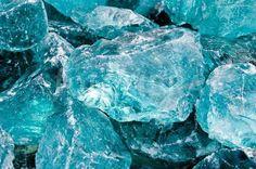 raw aquamarine
