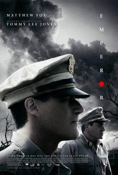 Emperor, WWII, Tommy Lee Jones, Japan, Matthew Fox, real life story