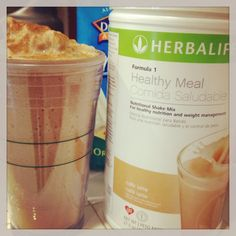 Herbalife Cafe Latte Taste