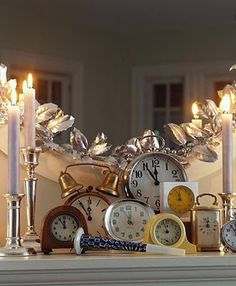 I LOVE clocks!