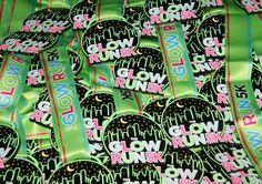 Glow run!!