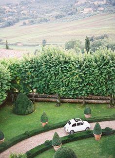 adventur, italy wedding, dream, beauti, place, italy travel, garden, fiat 500, country