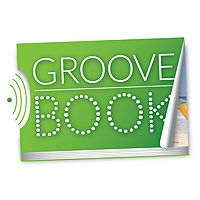 Get a 100 photo perforated Groove Book using your smart phone, iPod or tablet for only $2.99 shipped! As seen on Shark Tank...
