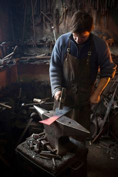 The Vatican has contracted a family of blacksmiths in an Austrian village to manufacture 80 new sets of armor in a project that will take seven years to complete. The firm of blacksmiths, Schmiede Schmidberger, is a family-run operation that has been in existence since the year 1350.