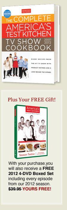 Best Of America S Test Kitchen Complete Dvd Set