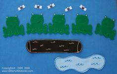 Glitterful Felt Stories Felt Board Stories and Flannel Board Stories