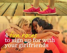 4 Fun Races to Sign Up for with Your Girlfriends