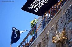 Open Your Eyes Israel: ISIS Raises its Flag in Jerusalem - TLVFaces